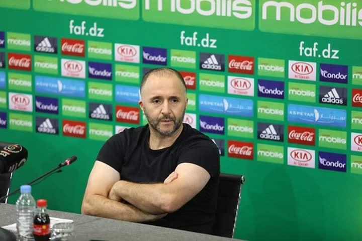 ما حقيقة غباء مدرب المنتخب الجزائري جمال بلماضي