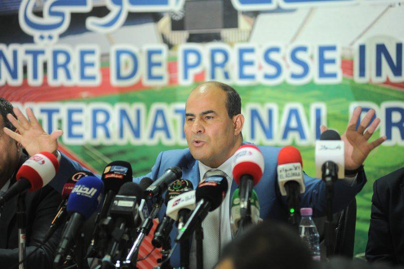 ظهور أول منافس لمدوار على رئاسة الرابطة