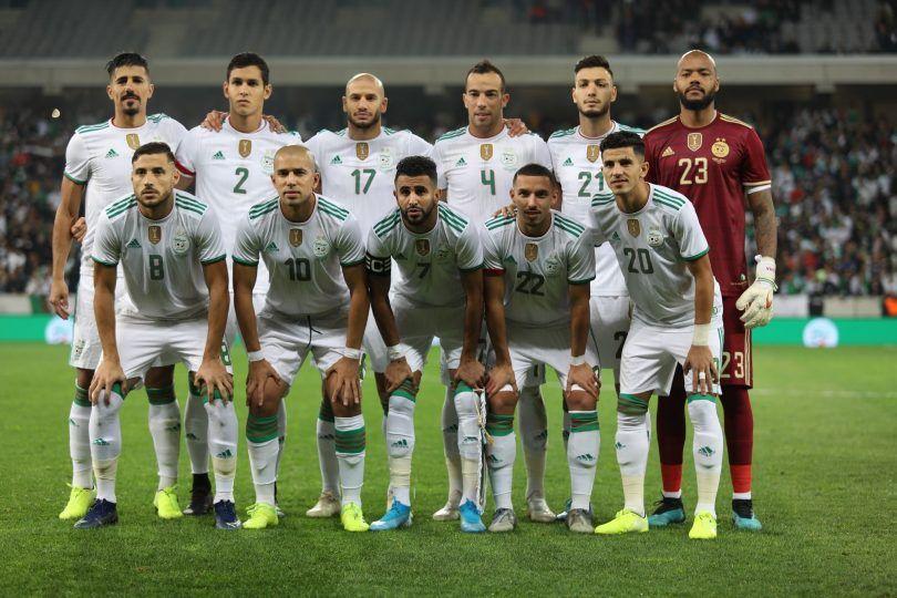المنتخب الوطني الجزائري يتراجع في ترتيب الفيفا