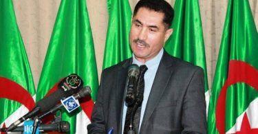 إنهاء مهام محمد لعقاب بصفته مكلفا بمهمة برئاسة الجمهورية
