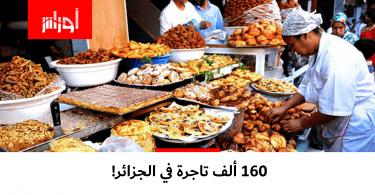 عشية عيدالمرأة، المركز الوطني للسجل التجاري يقدم إحصائيات النشاطالتجاري عند #المرأة الجزائرية
