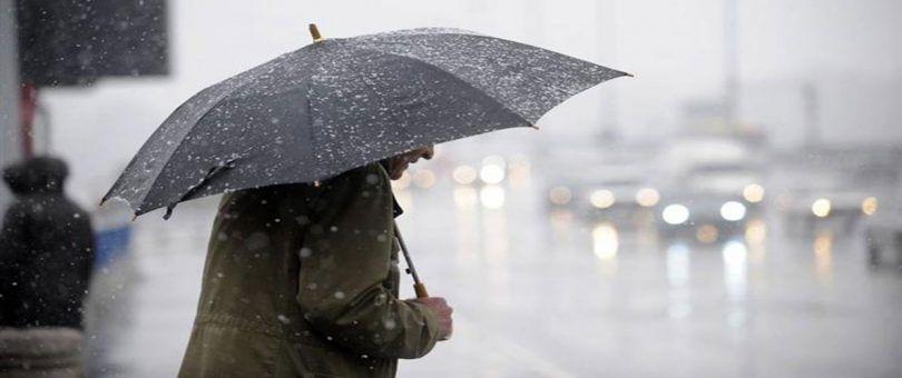 أمطار غزيرة على 4 ولايات