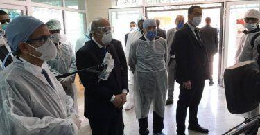 تبون: سيطرنا على وباء كورونا