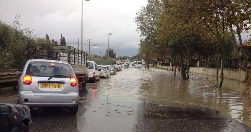 التحذير من أمطار رعدية على هذه الولايات