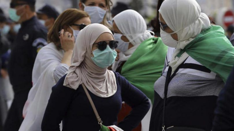 إصابات كورونا في ارتفاع مستمر بالجزائر