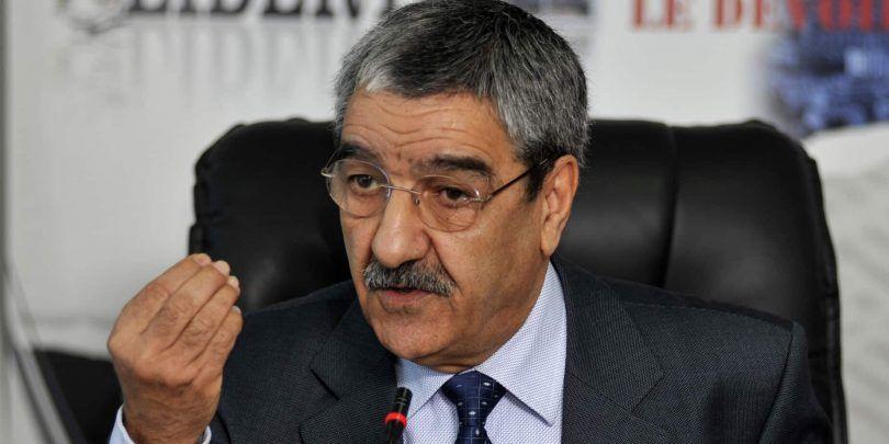 سعيد سعدي: نسبة المشاركة في الاستفتاء لم تتجاوز 6%