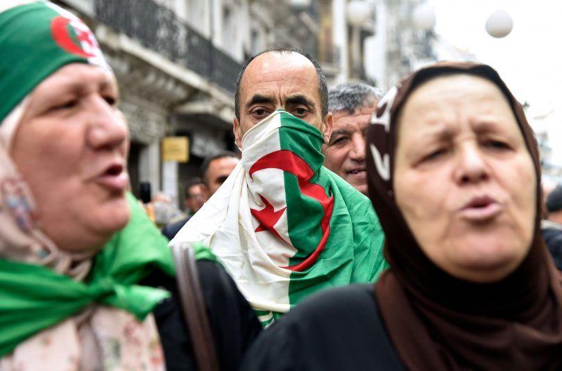 رقم قياسي جديد لإصابات كورونا في الجزائر