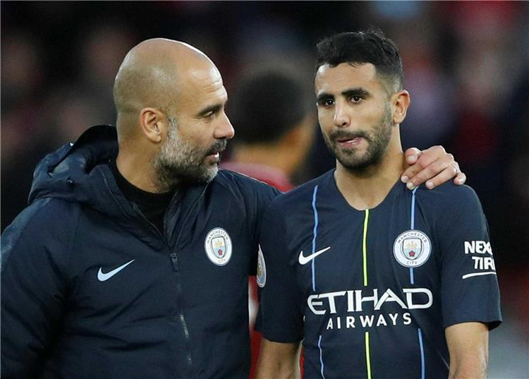 """""""ساحر العرب"""" محرز في ورطة جديد مع ناديه مانشستر سيتي"""
