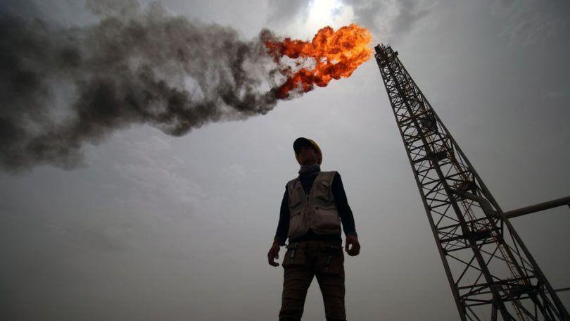 حكار يعلن السيطرة على حريق حقل المرق