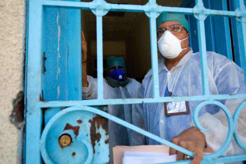 إصابات فيروس كورونا في الجزائر تواصل استقرارها فوق حاجز الألف
