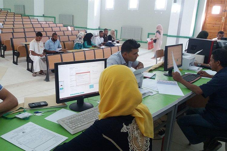 مخطط تطوير للبحث العلمي والتطوير التكنولوجي في الجامعات الجزائرية