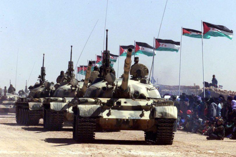 الجيش الصحراوي يؤكد مواصلة هجوماته على القواعد المغربية