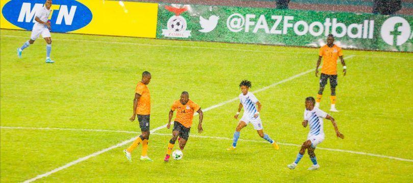 ضمن مجموعة الخضر.. تعرّف على نتيجة مباراة زامبيا وبوتسوانا
