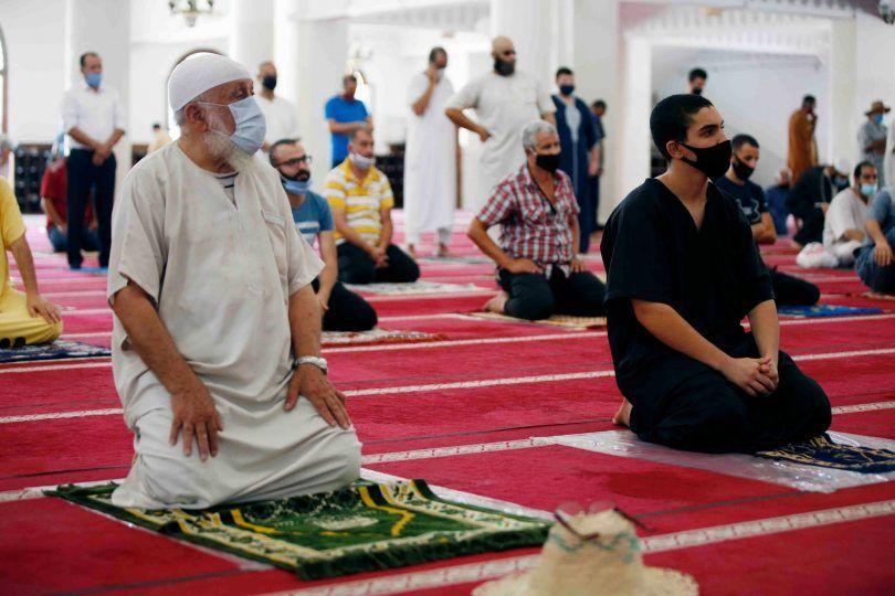 ترحيب واسعة بعودة صلاة الجمعة بمساجد الجزائر