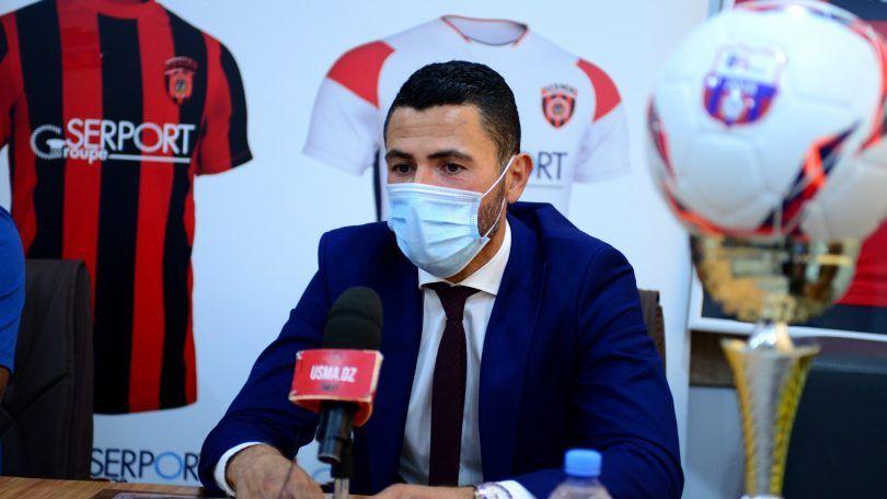 المدير الرياضي لاتحاد العاصمة عنتر يحي يصاب بفيروس كورونا