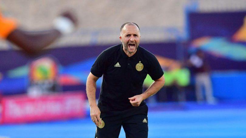 بلماضي يُشبّه المنتخب الجزائري بنادٍ إنجليزي عريق