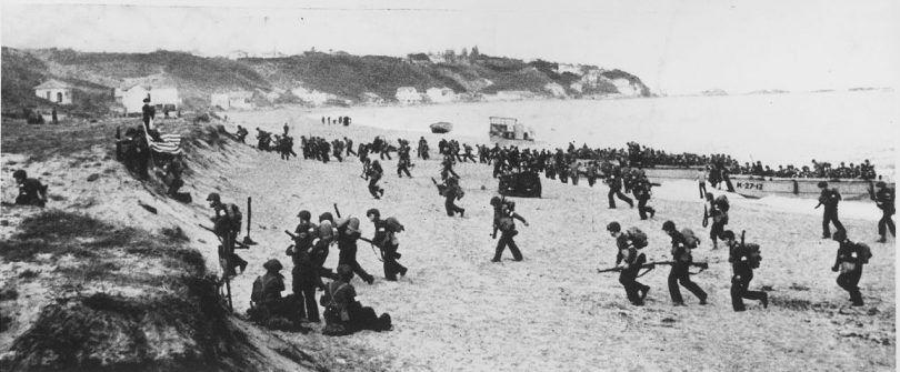 السفارة الأمريكية تستذكر عملية إنزال الحلفاء في الجزائر