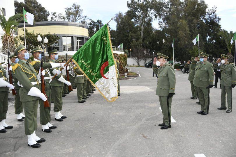 """شنقريحة يدعو إلى الوحدة لإفشال """"حملات مسعورة"""" ضد الجزائر"""