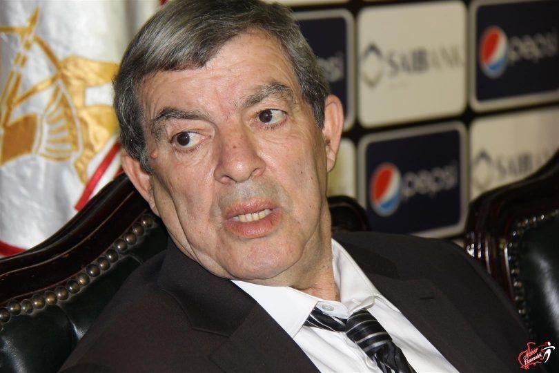 عميد رؤساء الأندية الجزائرية شريف حناشي إلى مثواه الأخير