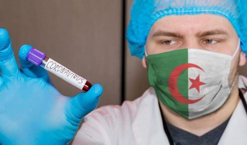 تراجع طفيف لإصابات كورونا في الجزائر