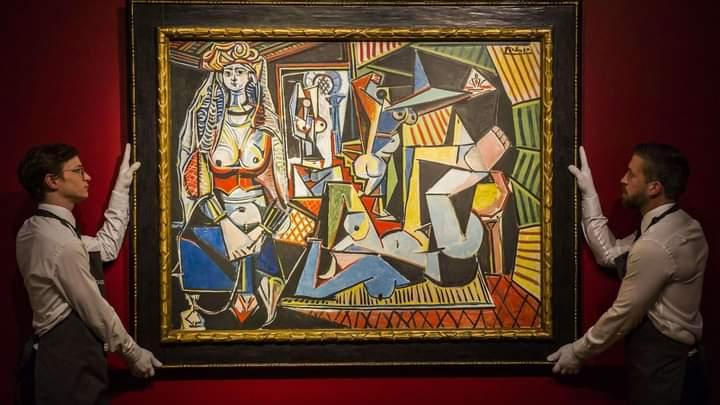 اختفاء لوحات بيكاسو في الجزائر.. وزارة الثقافة توضح